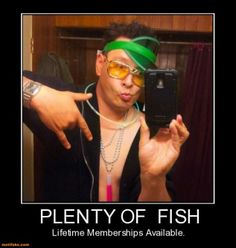 Plenty of Fish -. Comment on this Motifake
