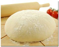 Basic Vegan Pizza Dough