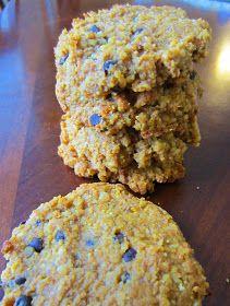 The Girl Who Went Paleo: Pumpkin Breakfast Cookies