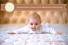 Naturalmat Latex Crib Mattress Giveaway