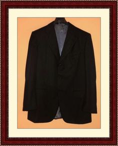 YOURFASHIONBOX: LANVIN TRADITION 180'S SPORT COAT JACKET