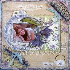 One Fine Day***Scrap Fx*** Maja Design - Scrapbook.com