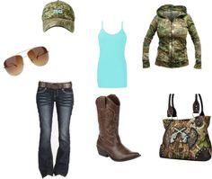Country Girl Camo