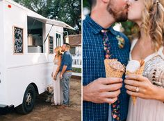 ice cream truck for your wedding!