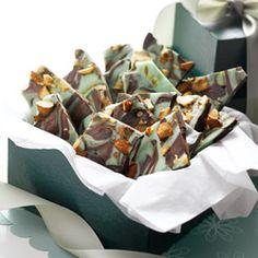 Magic Mint Chocolate Bark Allrecipes.com