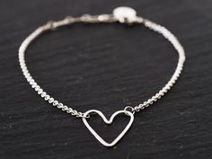 Sterling Silver Heart Bracelet ( https://opensky.com/p/alt?osky_origin=hsy_source=type129_rdrct=alifedotowsky/product/silvert-heart-bracelet-by-zoe-chicco=type129=HardPin=Pinterest )