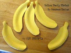 Banana Hunt - Monkey Party game