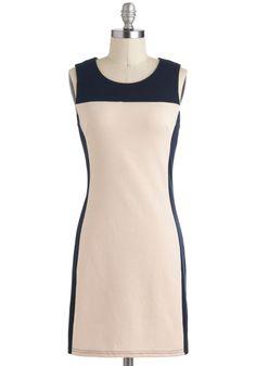 You Navy Know Dress | Mod Retro Vintage Dresses | ModCloth.com