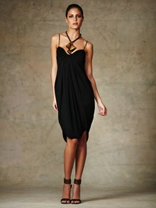 Pleated Slip Dress by Donna Karan up to 60% off at Gilt