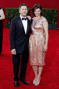 Celebrity Couples at the 61st Annual Primetime Emmy Awards