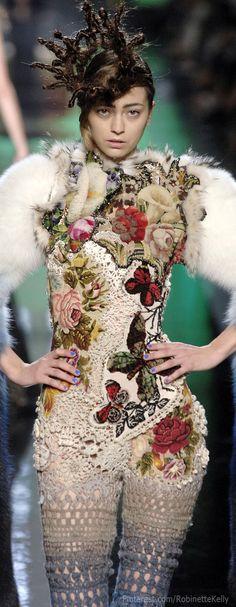 Jean Paul Gaultier, Autumn/Winter 2007, Haute Couture