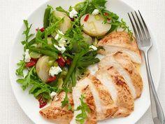 Chicken with Warm Potato Salad #FNMag