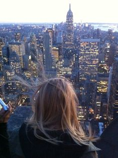 Nothing is more inspiring than the big apple