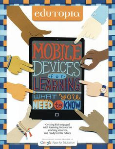 Read this guide for all you need to know about mobile devices for learning: Perfect for parents and teachers. Also available in Spanish!