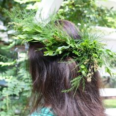 Boho Chic Floral Crown - How to Make