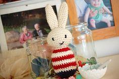 Greedy For Colour: Flora Rabbit Tutorial.