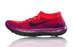 NIKE unveils new 2014 FREE shoes