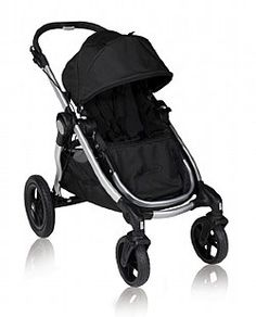Baby Jogger City Select. Best stroller ever.