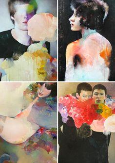Beautiful paintings by Winston Chmielinski http://www.wi-ch.com