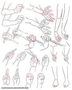 Hand Study ✤ || CHARACTER DESIGN REFERENCES | キャラクターデザイン • Find more at https://www.facebook.com/CharacterDesignReferences if you're looking for: #lineart #art #character #design #illustration #expressions #best #animation #drawing #archive #library #reference #anatomy #traditional #sketch #development #artist #pose #settei #gestures #how #to #tutorial #comics #conceptart #modelsheet #cartoon || ✤