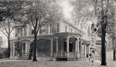 After Ida McKinley's death in 1907, the Front Porch Campaign house in Canton, Ohio became Mercy Hospital.  The home was removed to another site and was later demolished in the 1930s.