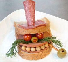 Humor it!!!!!!!! - Funny food makes me laugh.