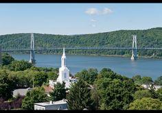 Poughkeepsie, New York hudson ny, poughkeepsi, hudson valley, york, bridg, education, homes, favorit placesplac, country