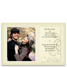 You're bound to have photos of the two of you together at a special place. Use your favorite on your wedding invitation. It's easy at a KODAK Picture Kiosk. #wedding #photography #ideas