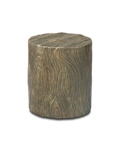 Merritt Cylinder Table by Jed Johnson Home - December Picks
