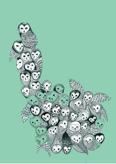 Pretty owls xx