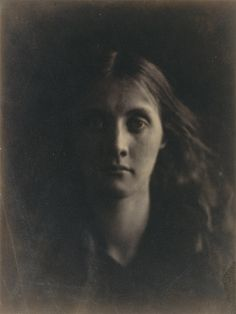 Julia Jackson  mother to Vanessa Bell  photo by - Julia Margaret Cameron