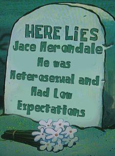 Jace Herondale - COHF