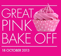 Great Pink Bake Off