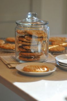 Recipe | The PERFECT Peanut Butter Cookie - Nine & Sixteen