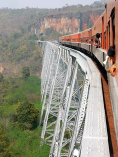 A train ride not for the faint-hearted in Burma