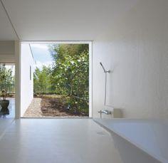 House in Sakura. Yamazaki Kentaro Design