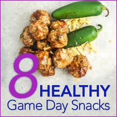 No matter who you're cheering for, we're on your team with healthy game day food. We've got you covered with spicy snacks, crispy bites, and delicious dips!