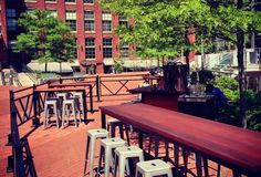 The 16 newest patios you need to check out immediately in Boston.