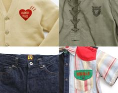 HUMAN MADE Spring/Summer 2012 Clothing Collection