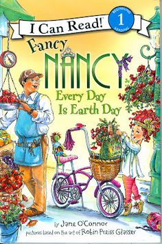 Lots of good Earth Day books