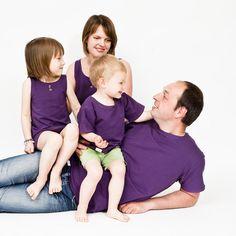 takie same ubrania dla całej rodziny/ matching outfit for whole familie  http://www.tybopi.pl