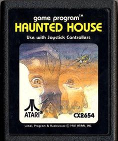 Atari's Haunted House Reimagined for the iOS - Geek Magazine