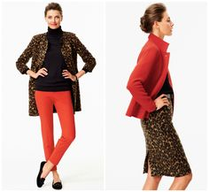 Talbots Fall 2014 Preview
