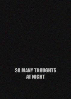 So little night...