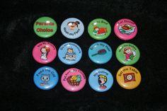 customizable chore chart magnets