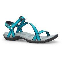 Hybrid sandal suitable for some hiking