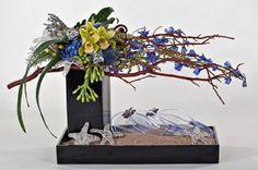 Tranquil Motion | Flower Factor VaseOff! entry