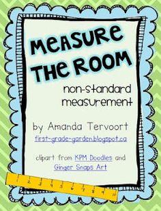 First Grade Garden: measuring activity