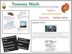 4 Tools to Connect Students to Real World Math - Getting Smart by Susan Oxnevad - CCSS, free technology, math, mathchat, real world math | G...