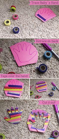 Fun toddler craft
